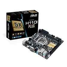 ASUS H110I-PLUS Intel LGA1151 ITX Motherboard USB 3.0, SATA 3, HDMI, DVI and VGA