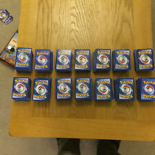 Pokemon 14 packs of 100 random cards (at least 1 rare or uncommon in each pack)