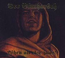 DER BLUTHARSCH When All Else Fails! CD Digipack 2001