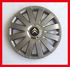 "4x15"" Wheel trims for CITROEN  BERLINGO C2 C3 C4 C5 XANTIA NEMO  - graphite"