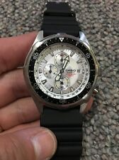 Casio Quartz Analog Chronograph Watch