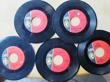 R&B/SOUL FEMALE VOCAL GROUP LOT: Five 45s by THE ORLONS on CAMEO