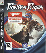 PRINCE OF PERSIA for Playstation 3 PS3 - with box & manual