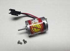 069: 1x 370 Brushed Motor 9T 16000Rpm.suit for 1:18 RC Car,Boat (FT007), Plane