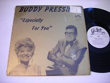 SIGNED Buddy Pressner Especially for You 1960s Stereo LP VG++ SHRINK