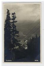 AK Raxbahn, Foto-AK 1926