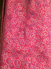 Concord Pixie Garden #7439 Purple And Pink Cotton Quilting And Sewing Fabric
