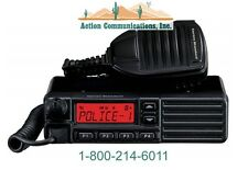 VERTEX/STANDARD VX-2200, VHF, 136-174 MHZ, 25 WATT, 128 CHANNEL, MOBILE RADIO