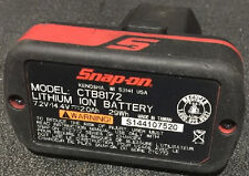 Battery Rebuild For SNAP ON 7.2V 14.4V CTB8172 CTB8172G Lithium Ion