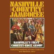 Nashville Country Jamboree - Nashville'S First Country-Rock Group (OVP)