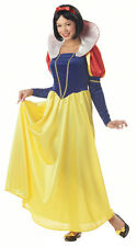Womens Medium 8-10 Adult Snow White Costume - Princess Costumes