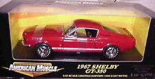 1967 Shelby GT350 Solid Red 1:18 Ertl American Muscle 32553