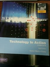 Technology in Action Complete (International  8th edition) by Alan Evans, Kendal