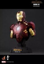 Sideshow Hot Toys Iron Man Mark IV 6 1:4 Scale Bust Figure  MIB
