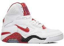 ABC NIKE NEW AIR FORCE 180 MID WHITE/RED Gr.48,5 US 14 rookie 537330-101 posite