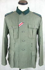 WWII German M36 EM Soldier Wool Field Tunic Jacket