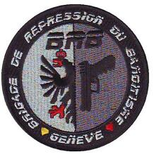 GENEVE (SWITZERLAND) Police patch  (Special Unit BRB)