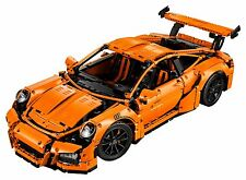 Brand New Custom LEGO COMPATIBLE TECHNIC Porsche 911 GT3 RS 42056