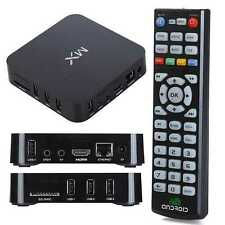 MX 2 XBMC Kodi Dual Core Android 4.2 Smart TV Box Media Player 1080P Wifi HDMI