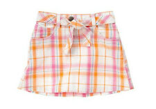 SFK Crazy8 Belted Plaid Skirt