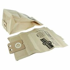 5 x Dust hoover Bags For Nilfisk VP300 GD1000 GD1005 CDB3000 Family