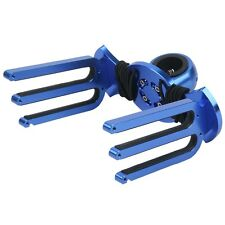 WAKEBOARD COMBO WAKE TOWER RACK BOAT BOARD RACKS HOLDER ANODIZED CFR-WA-2 BLUE
