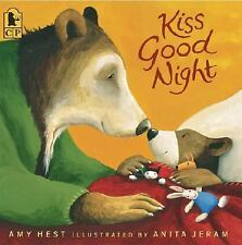Kiss Good Night (Sam Books) by Hest, Amy