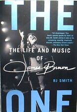 The One : The Life and Music of James Brown by R. J. Smith ,NEW! PAPERBACK,SOUL