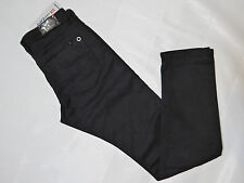 $348 DIESEL Slim Fit REBOOT Tepphar Jogg JEANS 608S Sweat pants _ 28 Black