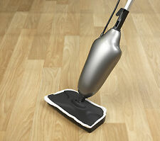 LASTEST BRAND NEW POWERFUL DELUXE DESIGN 1500W STEAM MOP WITH PADS
