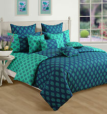100% Cotton Twin Queen Size Home Decorative Bedding Comforter -1793