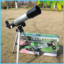 90X Refractor Space Astronomical Telescope 36050 with Tripod Kids Children Gift