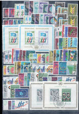 Großes UNO-LOT New York Wien Genf Postfrisch und Gestempelt