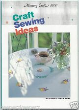 JANOME/NEW HOME Memory Craft 8000 Craft & Sewing Ideas Book- 58 Pages Full Color