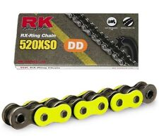 FY520MXSO RK RACING RX-RING CATENA O-RING XSOZ 1 520 120 MAGLIE COLORE GIALLO