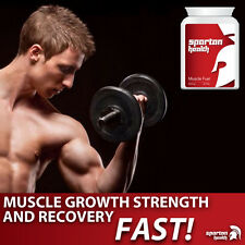 SPARTAN HEALTH MUSCLE FUEL BODYBUILDING MAX MUSCLE TONE DEFINITION FAST
