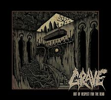 GRAVE - OUT OF RESPECT FOR THE DEAD 2 CD NEU