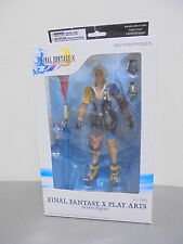 SQUARE ENIX PLAY ARTS Final Fantasy 10 X Tidus Action Figure