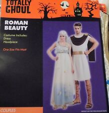 NEW Roman Beauty Goddess Queen Costume One Size Women NWT - FREE SHIPPING