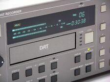 STUDER D780 studio DAT recorder - just fully serviced/revised...