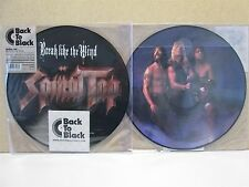 SPINAL TAP- Break Like The Wind LP PICTURE DISC (NEW 180g Vinyl) Heavy Metal Pic