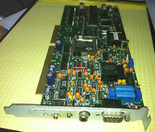 TELETRON MiniOctopus SLT4 Powerful ISA PC Board for FAX/Tel monitoring system