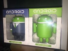 Android Big Box Edition Mini Collectables GREEN and SUIT & TIE Figures Free Ship