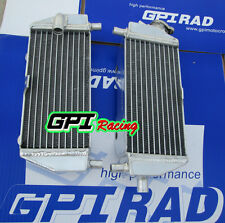 Aluminum Radiator for Kawasaki KX125 KX250 1994-2002 1995 1996 1997 1998