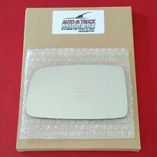 NEW Mirror Glass 02-07 MITSUBISHI LANCER Driver Left Side ***FAST SHIPPING***
