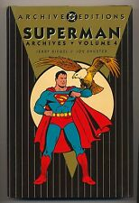 Superman Archives Volume 4 (1994) Hardcover DC Archive Editions Siegel & Shuster