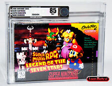 Super Mario RPG Legend of Seven Stars Nintendo SNES Brand New Sealed VGA 85 NES
