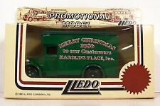 LLEDO ~ PROMOTIONAL MODEL ~ DG-16 ~ REO DELIVERY TRUCK ~ HAROLD'S PLACE