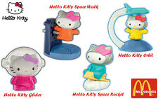 Hello Kitty in Space McDonald's Happy Meal Toys 2016 Full Set