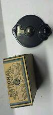 NATIONAL VELVET Vernier Tuner Dial - Vintage Crystal / Tube Radio - Wireless box